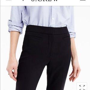 J. Crew 365 Crepe French Girl Slim Crepe Pants